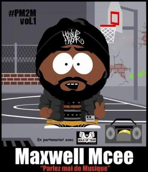 Parlez Moi 2 Musique Vol.1 #PM2M / Maxwell Mcee - Ecoute (Remix) (2014)