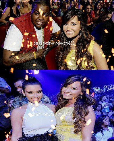 Demi aux Teen Choice Awards 2011