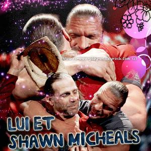 Triple H et Shawn Micheals ( D-Generation-X )