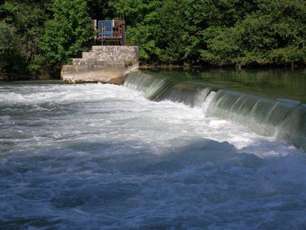 encore le 2ème barrage