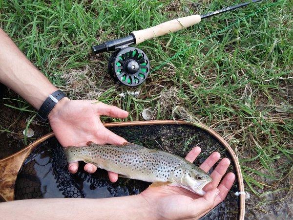 Petite annonce et bonne saison de pêche