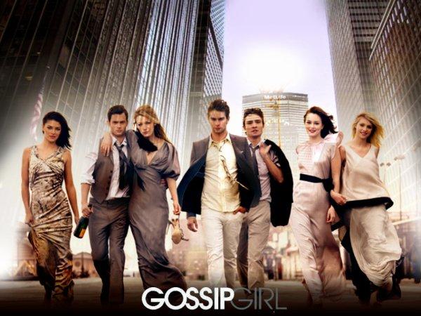 Gossip Girl =)