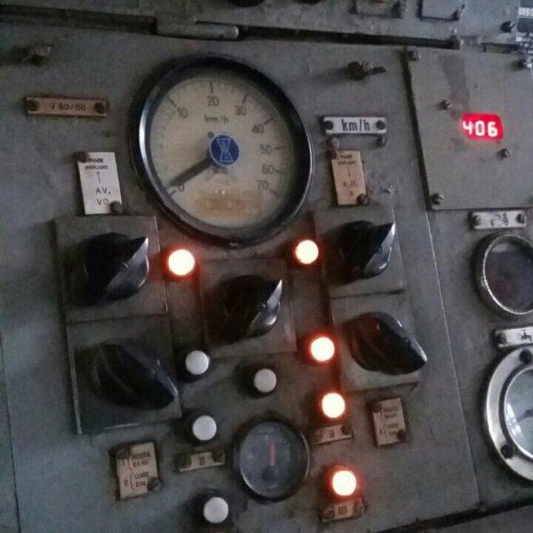 Locomotive diesel série 84
