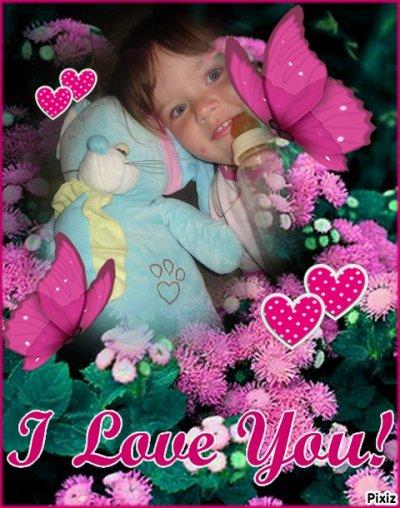 ma fille julia d amour