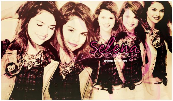 -« GomzeSel »Ta source entièrement consacré à la belle Selena Marie Gomez! -