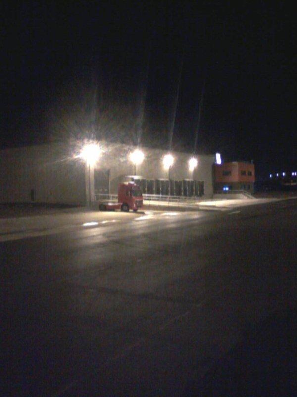 Le nouveau depot a Douai