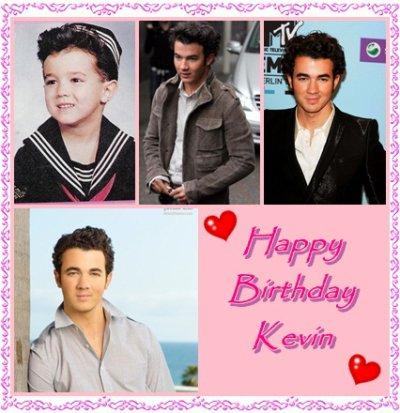 happy Birthday Kevin <3