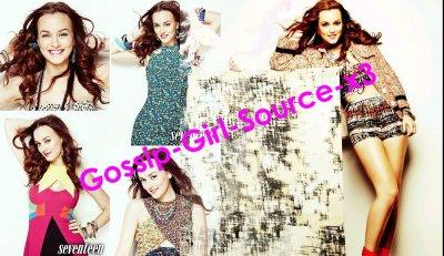 Actu Gossip Girl - Mini-Concour