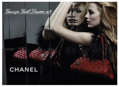 Blake Lively sera Mademoiselle Chanel / Leighton Meester mannequin pour Missoni