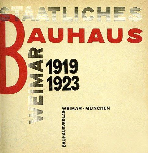 BAUHAUS, mon idéal