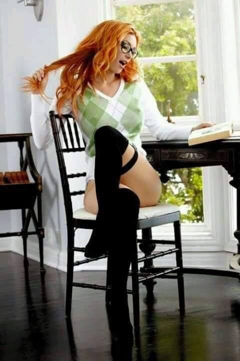 sexy rousse