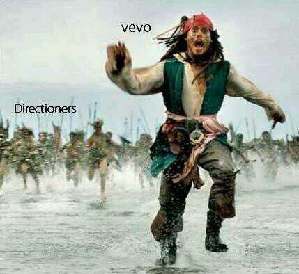 les directionners qui tuent vevo