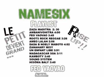 NAMESIX PLAYLIST  2006  ====> 2011