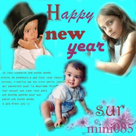 ~new year >> Bonne année ◘ posté le : 29/12/10  Happy new year !!