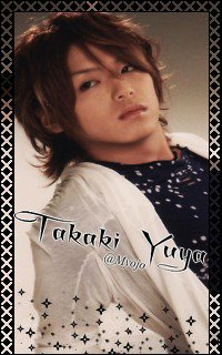Avatars Forum : Takaki Yuya N°1
