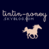 tintin-poney