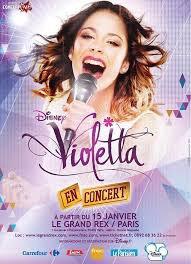 Violetta en concert ;(