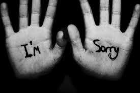 Je suis désolé