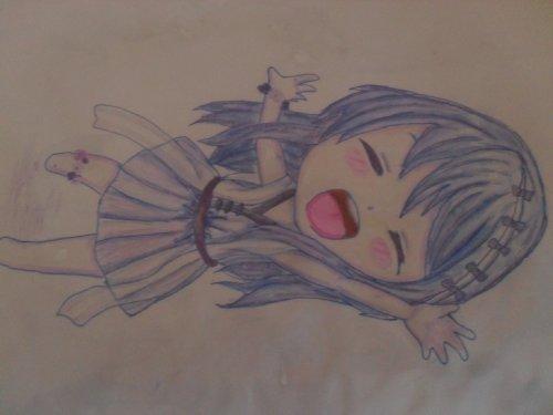 Mes (magnifiques) dessins
