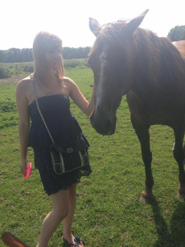je suis la femme qui murmurais a l'oreille des chevaux