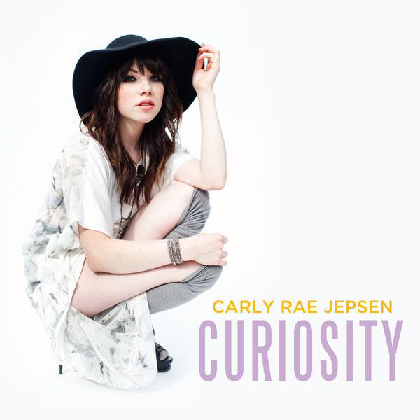 Carly rae Jepsen Curiosity (2012)