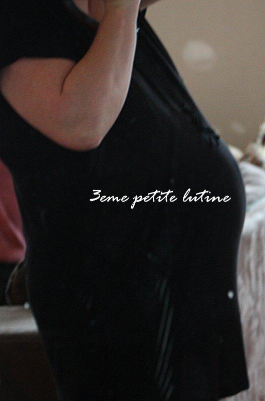 Résumé de ma grossesse