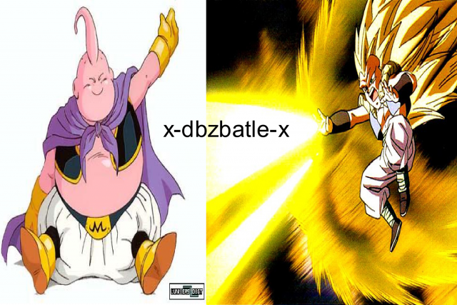 les battle de dbz