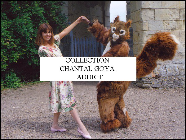 Chantal en 1987.