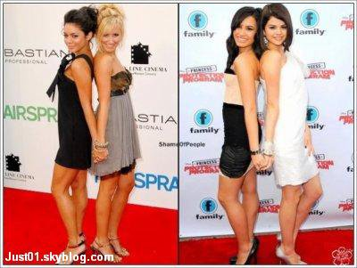 Vanessa & Ashley ou Demi & Selena