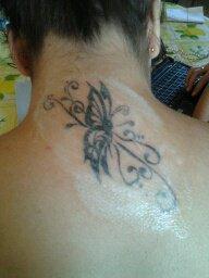 ***Mon tatoo***
