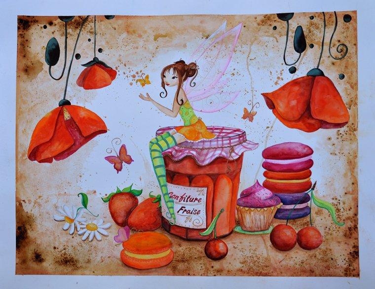 La fée Macaron