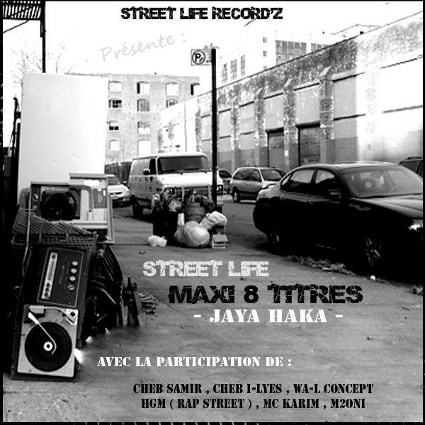 Street LiFe ----> Maxi 8 Titres - JAYA HAKA -