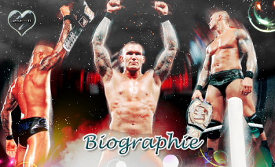 .ılılı.● Biographie de Randy Orton ● .ılılı.
