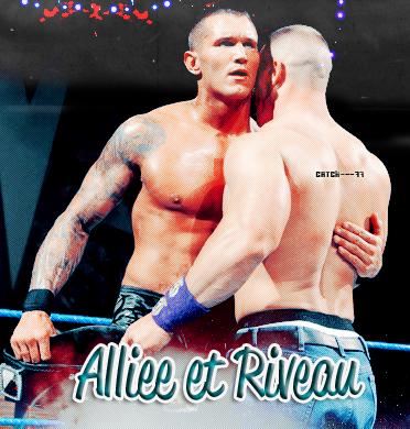 .ılılı.● Alliée et Rivaux de Randy Orton ● .ılılı.
