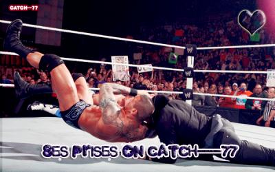 .ılılı.● Les prises de Randy Orton ● .ılılı.