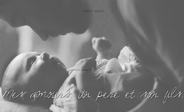 . ∂ NOUS SOMMES PARENT BEBE. VOICI ALEXANDRE..