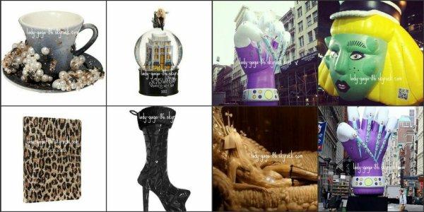 21/11/11 - Lady Gaga à la cérémonie des International Emmy Awards.