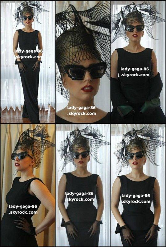 29/02/12 - Lady Gaga à Harvard pour l'inauguration de la BornThisWayFondation.