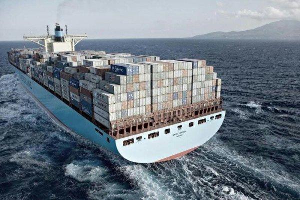 Maersk line