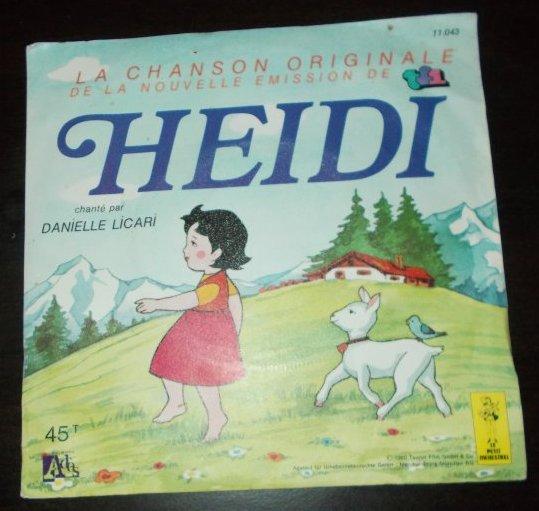 Collection Heidi