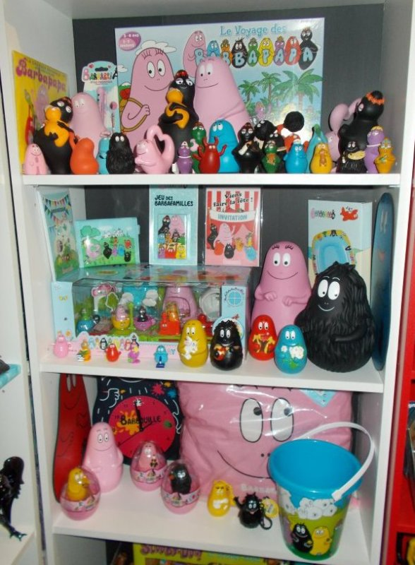 Collection Barbapapa