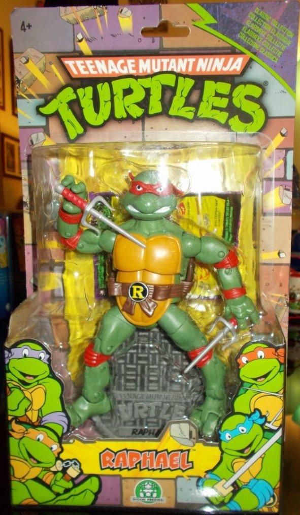 Tortue Ninja : Raphael