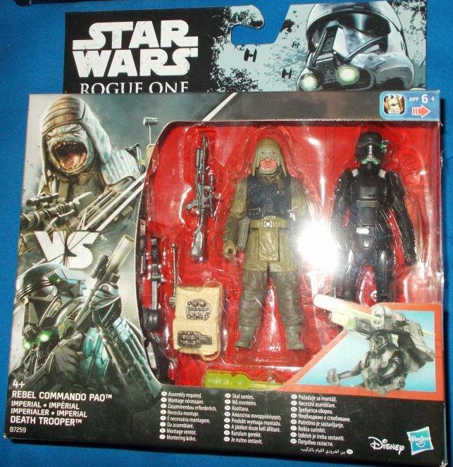 Figurines Star Wars Rogue One