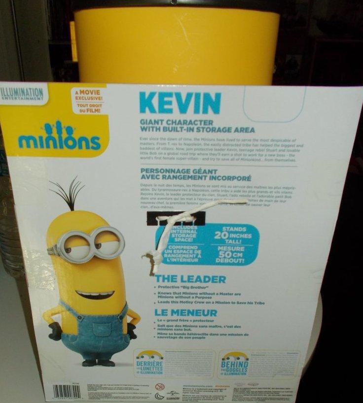 "Figurine Minions ""Kevin"" 53 cm"