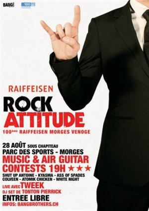 Raiffeisen rock attitude