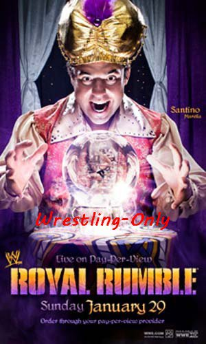 Royal Rumble 2012