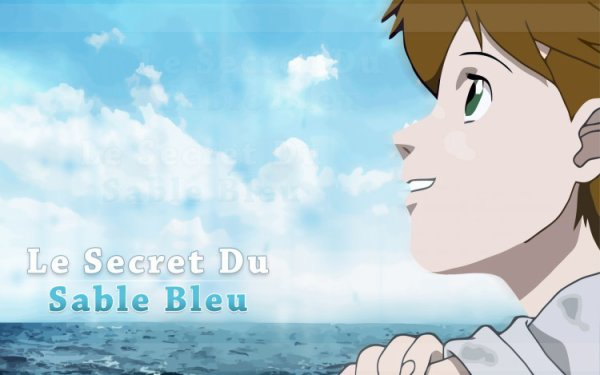 Le secret du sable bleu♥