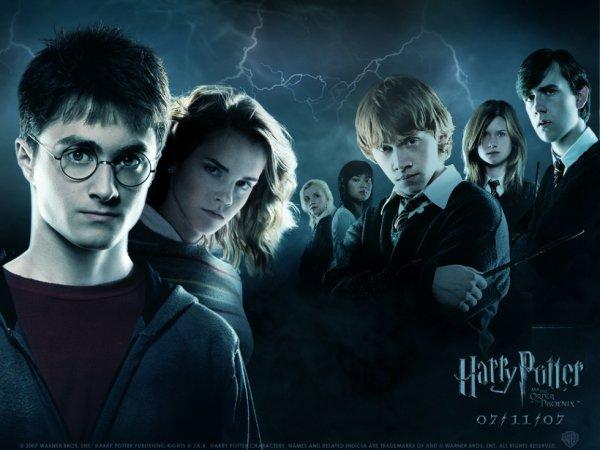 Harry Potter toute mon enfance et mon adolescence Fan à vie♥