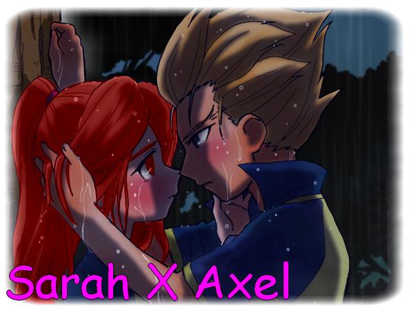 OS :Plus que meilleurs amis... SarahXAxel n°1