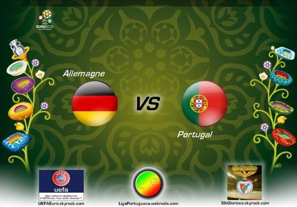 UEFA Euro 2012 • Alemanha 1-0 Portugal UEFA Euro 2012 • Allemagne 1-0 Portugal